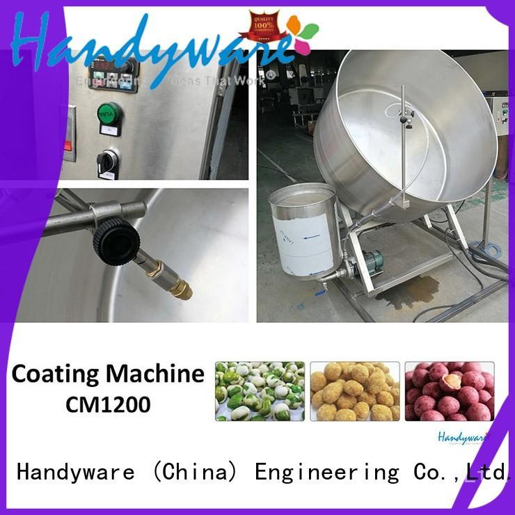 HANDYWARE low cost coating machine manufacturer manufacturer for food