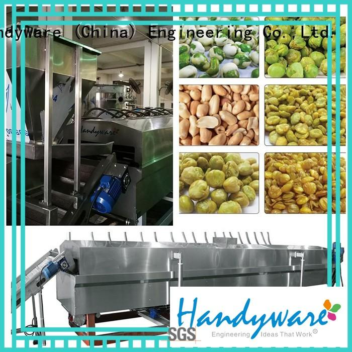 Wholesale engineering industrial fryer machine HANDYWARE Brand