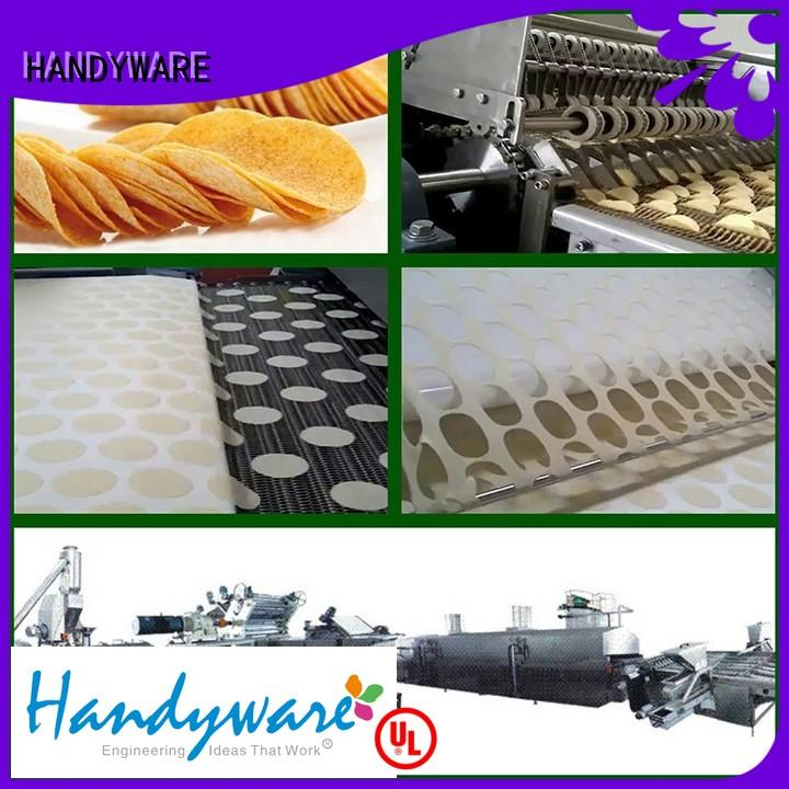 Hot pringles industrial deep fat fryer canned HANDYWARE Brand