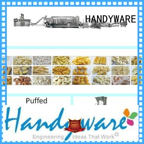baking twin screw extruder quality HANDYWARE company