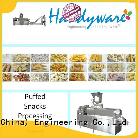 double screw extrude production for chips HANDYWARE