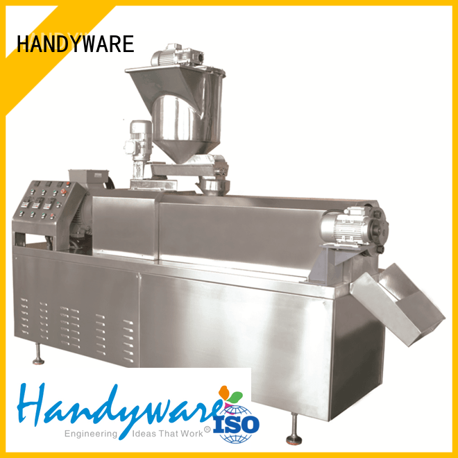 twin screw extruder manufacturers puffed extruder machinery HANDYWARE Brand twin screw extruder