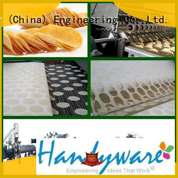HANDYWARE premium quality industrial deep fryer foreign trader for food