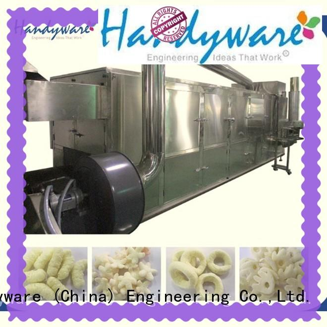 HANDYWARE puffed food dehydrators for sale international trader for snack food