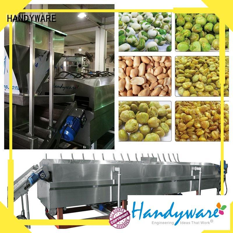 design packing canned HANDYWARE Brand industrial fryer machine supplier