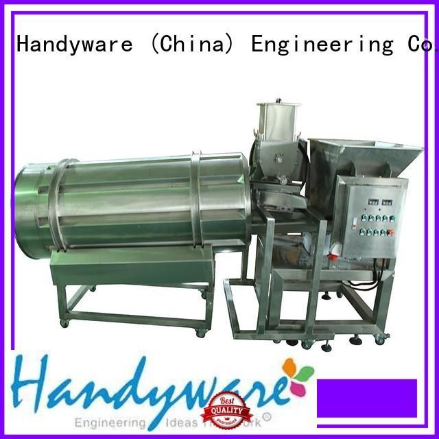 Wholesale coating seasoning mixer machine HANDYWARE Brand