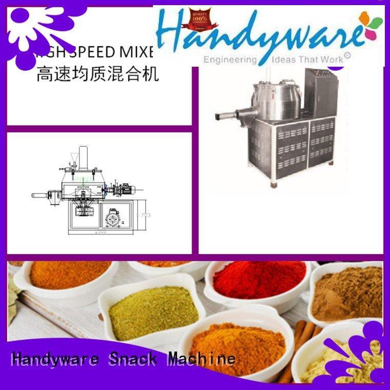 speed standard efficiency HANDYWARE powder mixer machine