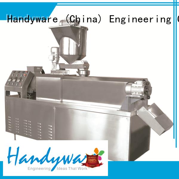 HANDYWARE Brand extruder twin twin screw extruder manufacturers