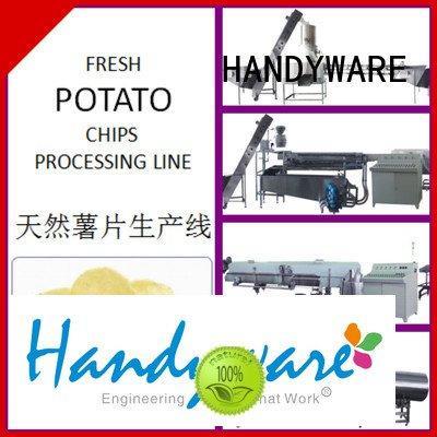 Hot industrial deep fat fryer automatic industrial fryer machine engineering HANDYWARE