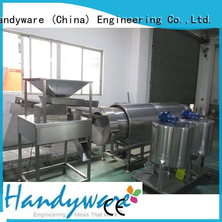best quality seasoning machine system low-priced for global market