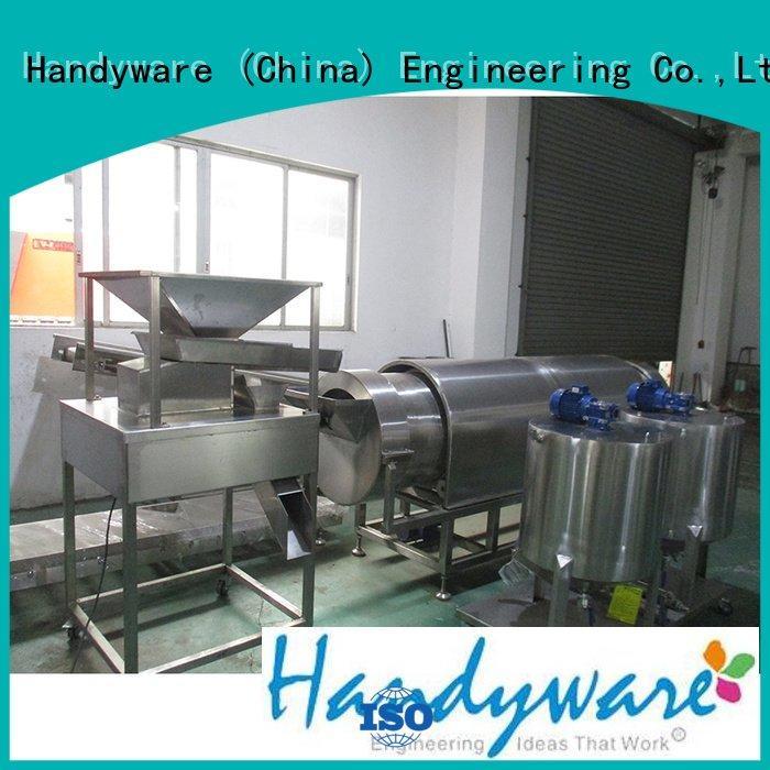 HANDYWARE price spray powder seasoning mixer machine salt