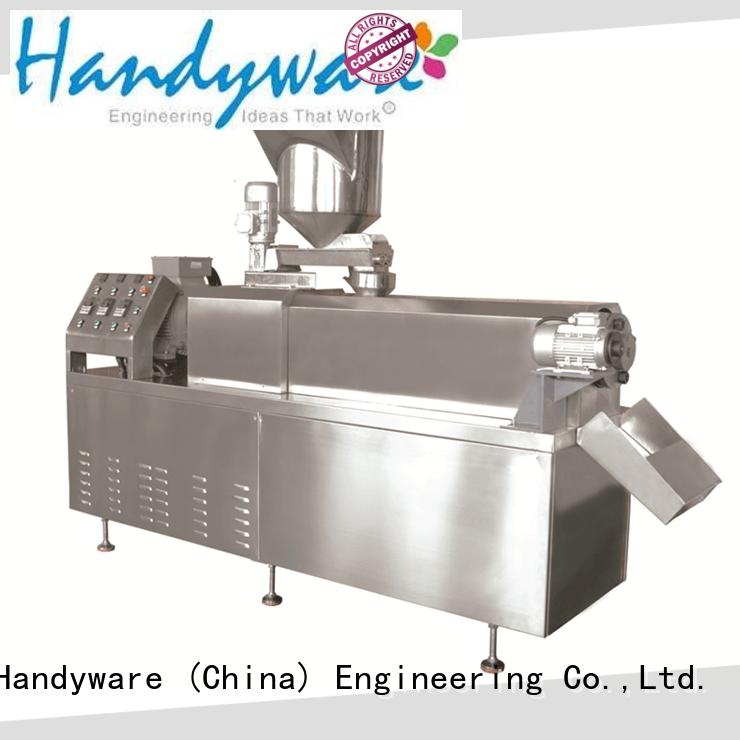 HANDYWARE snack extruder machine maker for sale