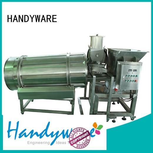 seasoning mixer machine system spray application HANDYWARE Brand seasoning machine
