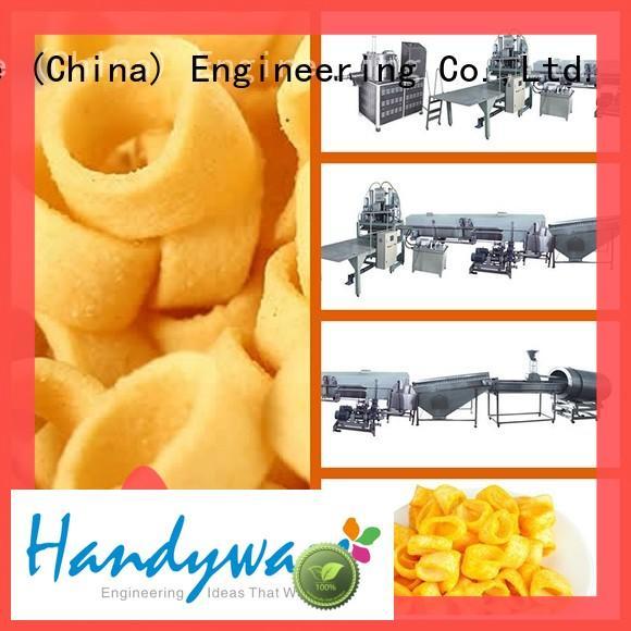 HANDYWARE professional potato chips machine for sale wholesaler for potato chips