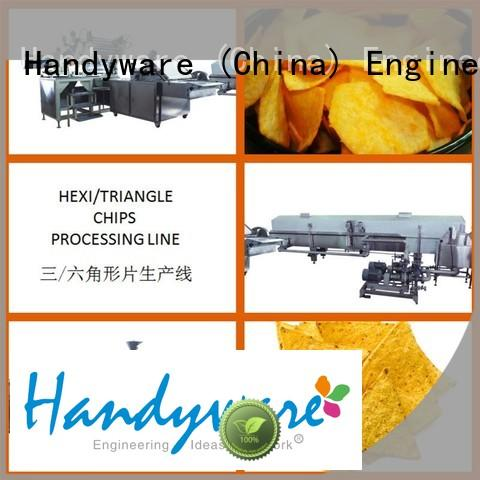 HANDYWARE chips automatic tortilla machine factory for dealer