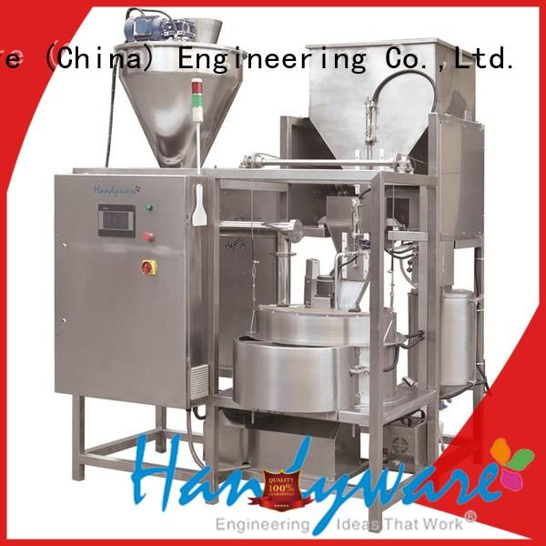 HANDYWARE low cost nut coating machine factory for food