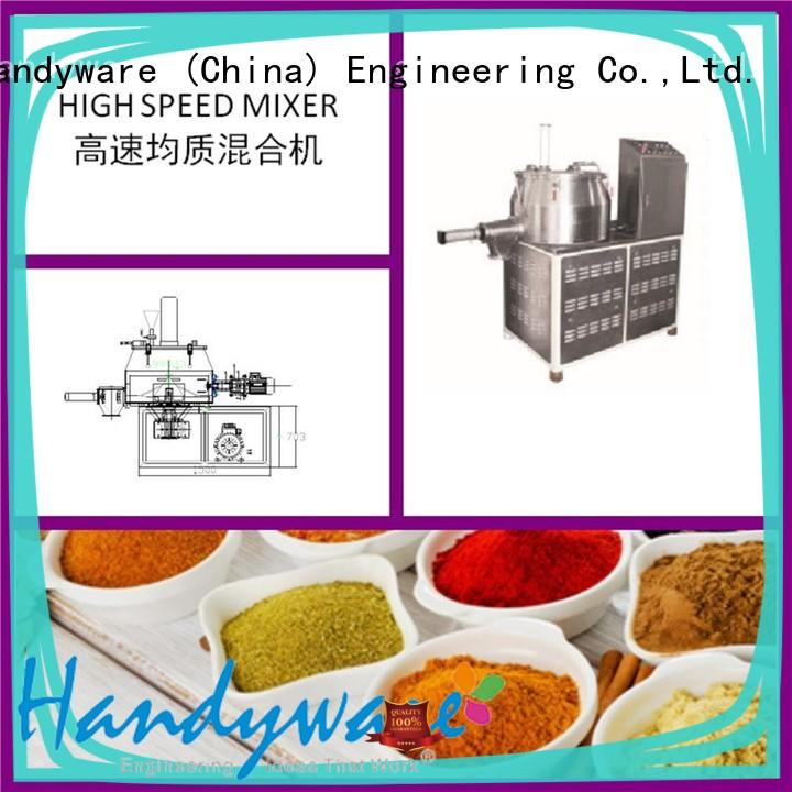 new industrial blender machine standard international trader for snack food
