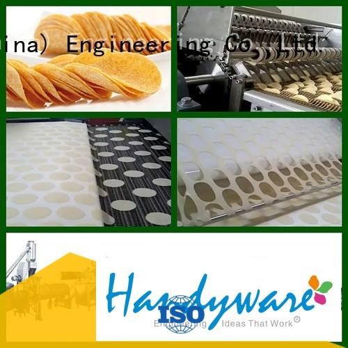 automatic potato chips making machine frying trader for potato chips
