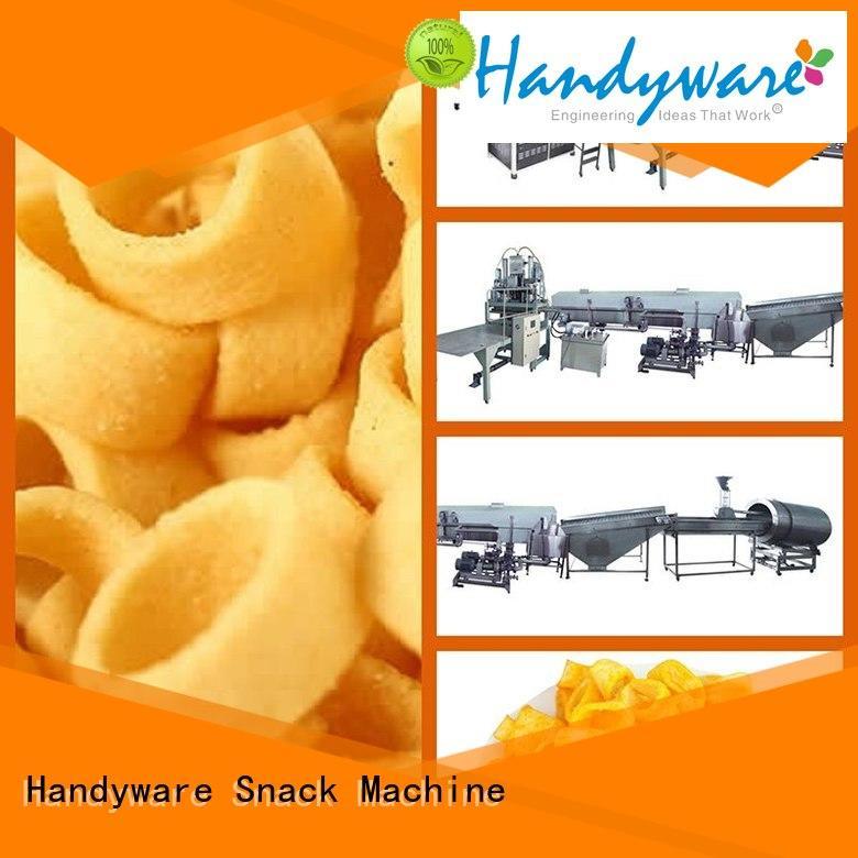 potato chips manufacturing machine direct line chip HANDYWARE Brand potato chips machine for sale