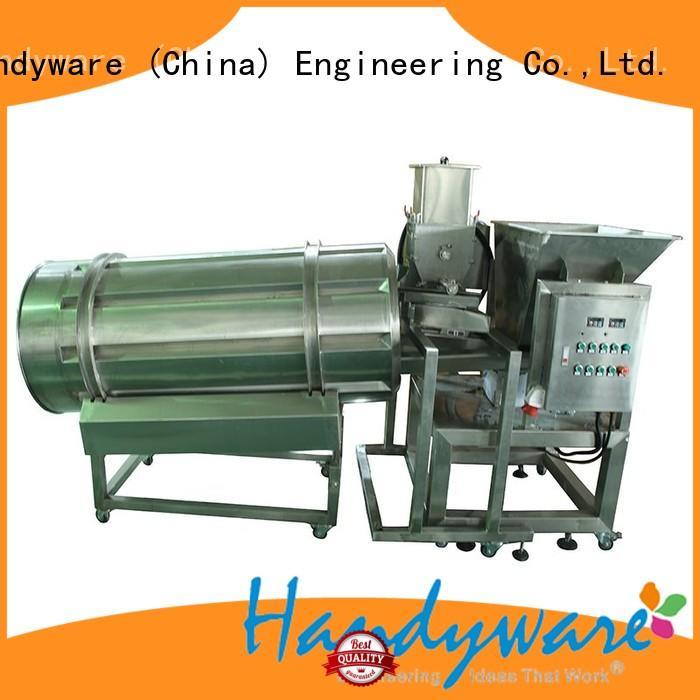 HANDYWARE cost-efficient seasoning machine low-priced for global market