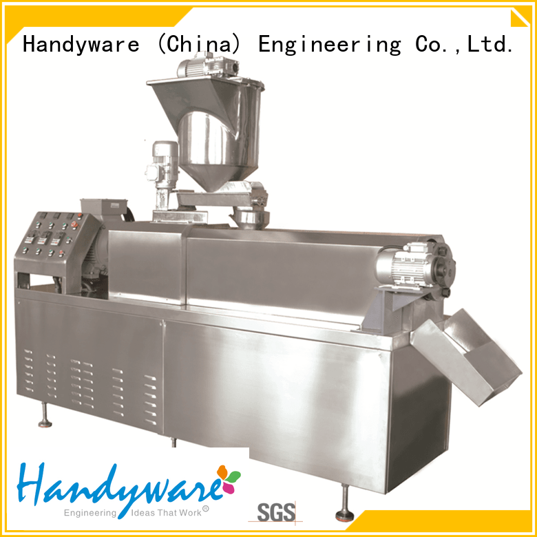 HANDYWARE Brand extruder machinery custom twin screw extruder manufacturers