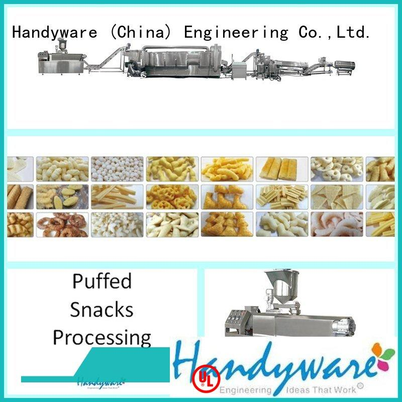 HANDYWARE food twin screw extruder foreign trader for potato