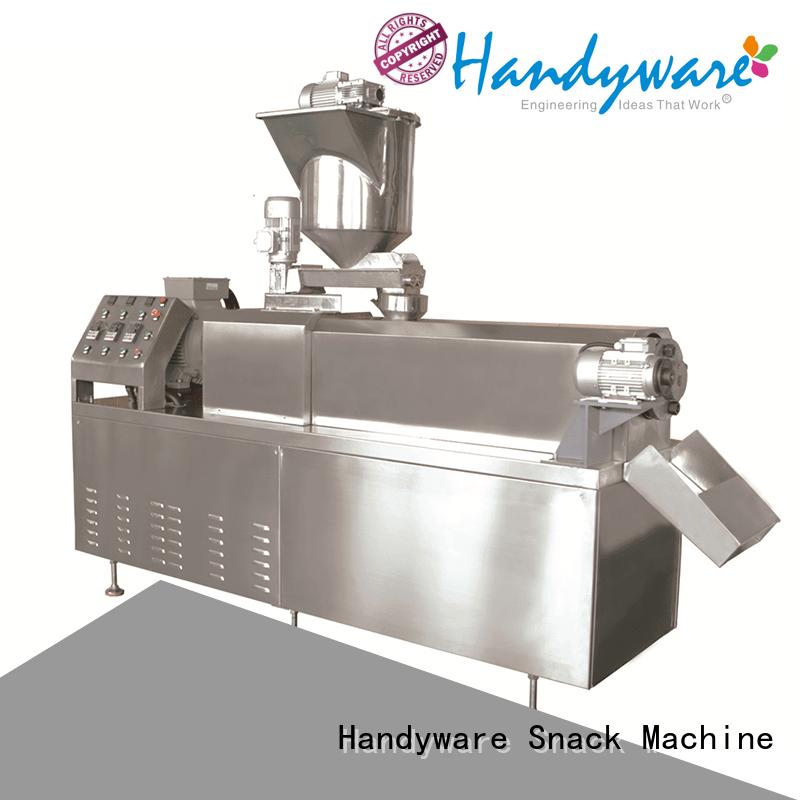 double screw extruder machine baking sale food HANDYWARE Brand twin screw extruder