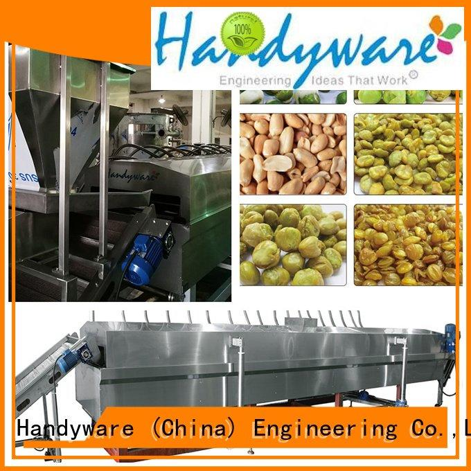HANDYWARE Brand canned frying system industrial fryer machine