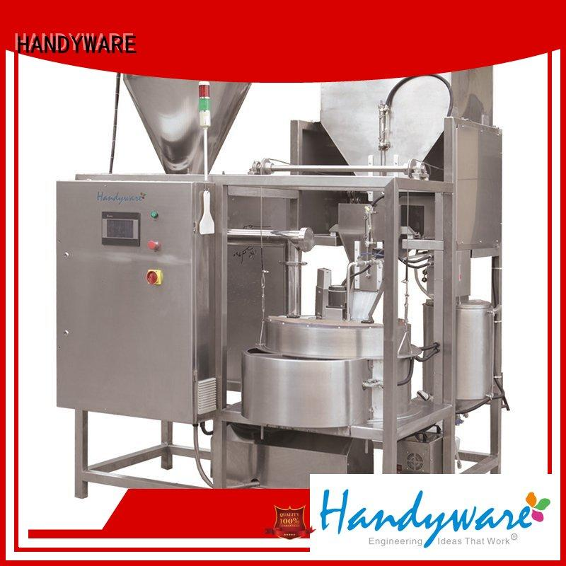 HANDYWARE Brand coating price nut coating equipment delivery supplier