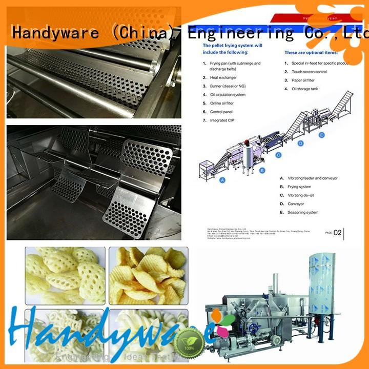 competitive pricing industrial deep fryer fish manufacturer for food