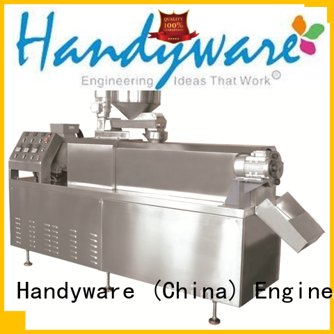extruder making hydraulic machinery twin screw extruder manufacturers HANDYWARE Brand