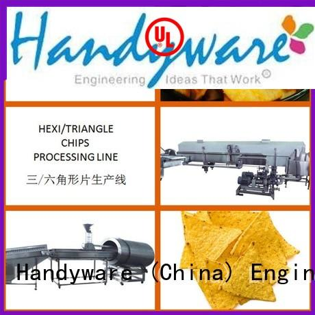 HANDYWARE standardized tortilla machine manufacturer line