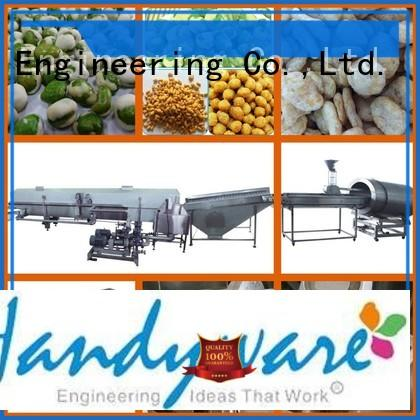 HANDYWARE automatic nut coating machine for sale