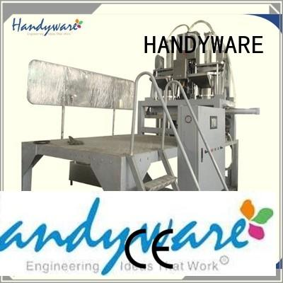 twin screw extruder manufacturers puffed machinery HANDYWARE Brand company