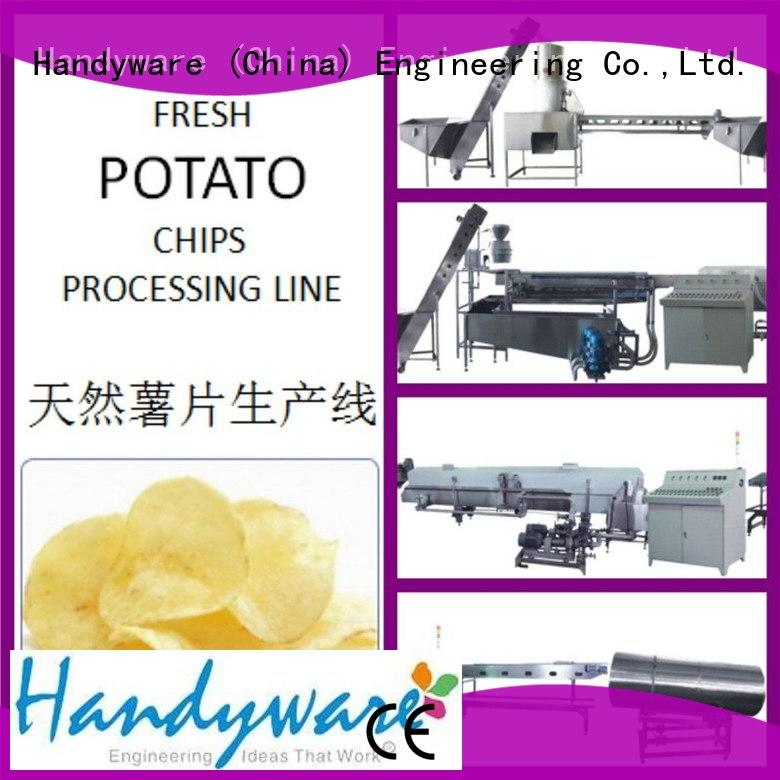 HANDYWARE premium quality commercial chip fryer maker for sale