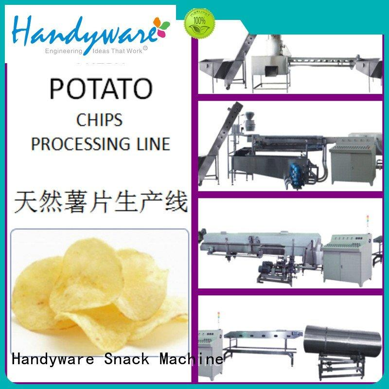 industrial deep fat fryer engineering fresh OEM industrial fryer machine HANDYWARE