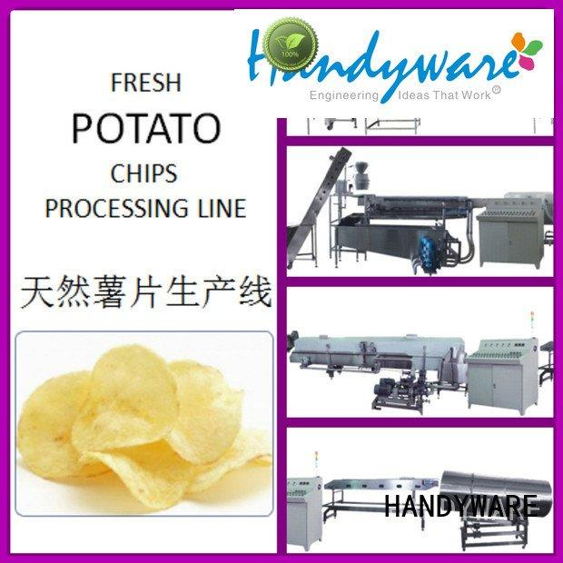 processing professional pellets HANDYWARE industrial deep fat fryer