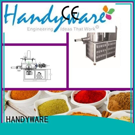 dough flour speed industrial powder mixer HANDYWARE manufacture