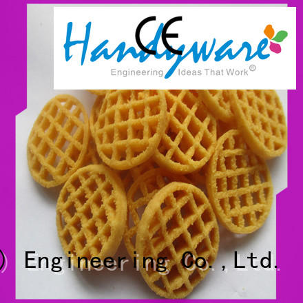 HANDYWARE revolutionary twin-screw extruder supplier for food industry