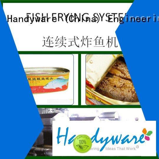 HANDYWARE Brand newest industrial deep fat fryer fresh fabricated