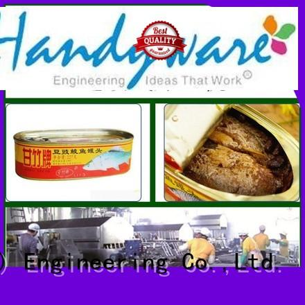 handyware industrial fryer machine fresh automatic HANDYWARE company