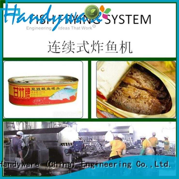 HANDYWARE stackable fryer machine systems maker for sale