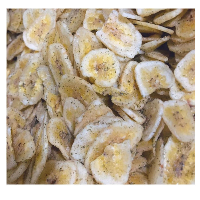 Roasted Banana Chips Seasoning System