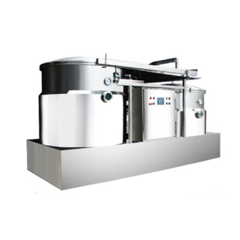 Vacuum Frying System BH Series