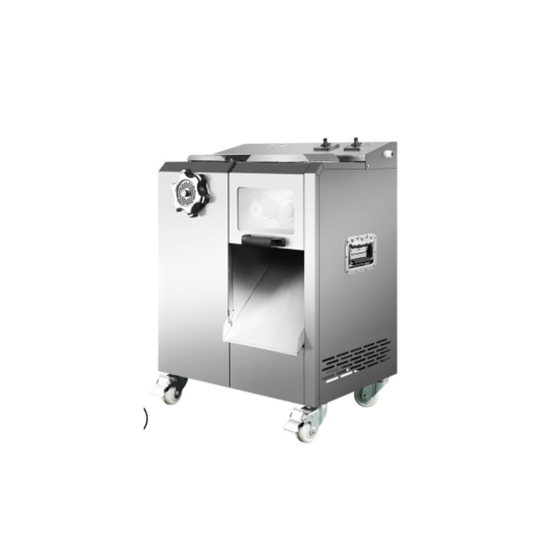 Meat Cutting and Mincing Machine