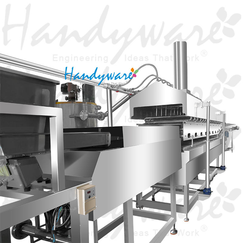 Handyware Engineering Multipurpose Frying System